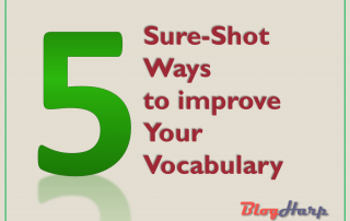 improve vocabulary - blogharp