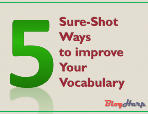 5 Sure-shot Ways To Improve Your Vocabulary